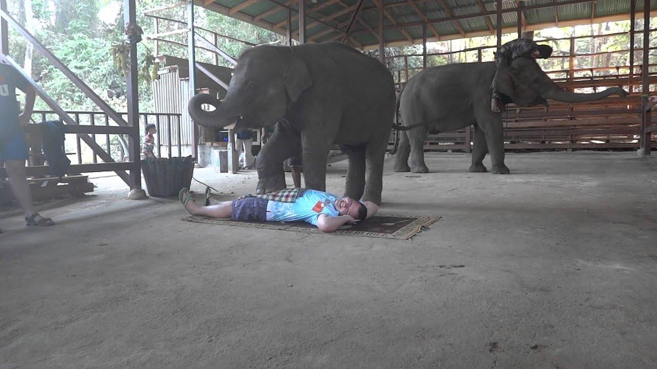 Все прелести бодимассажа в Таиланде