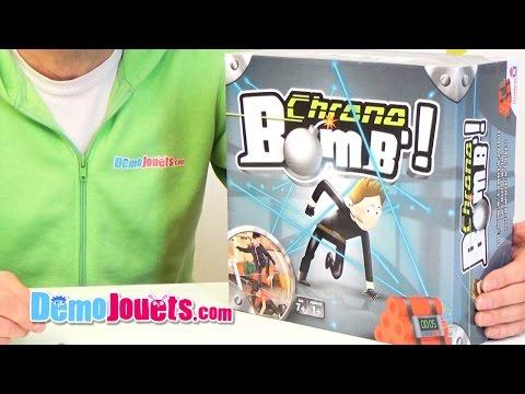 Download jeu chrono bomb dujardin tf1 d mo jouets for Dujardin tf1