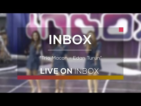download lagu Trio Macan - Edan Turun Live On Inbox gratis
