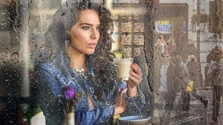 Wet Glass Window Reflection Effect Photoshop Tutorial