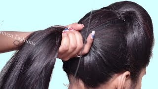Easy Wedding hairstyle 2019 for girls | Hairstyles for long hair | New Hairstyles | hair style girl
