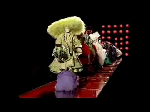 Christian Dior Runway Mishaps Music Videos