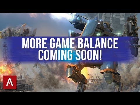 MAJOR Weapon Robot Rebalancing - More Game Balance   War Robots Test Server 4.3