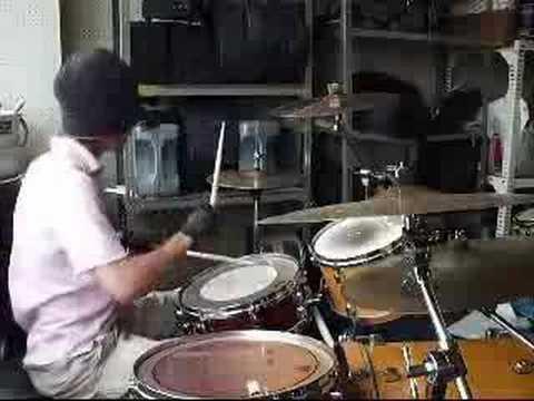 涼宮ハルヒの憂鬱 God knows (Drum)