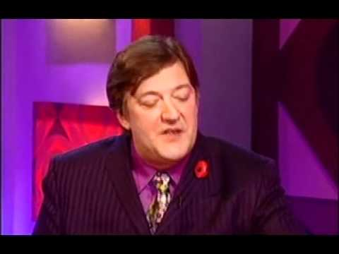 Stephen Fry   Jonathan Ross   Language