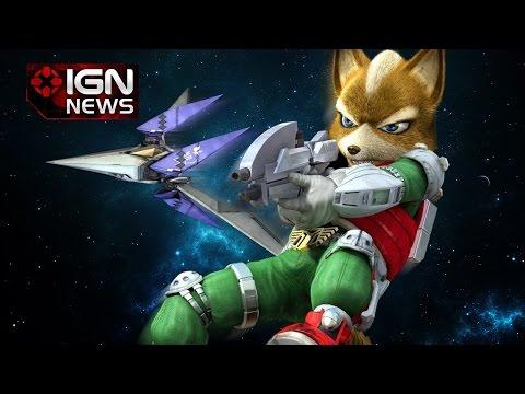 Star Fox For Wii U Coming Before Next Zelda - IGN News