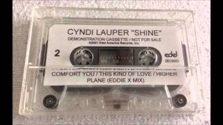 Watch Cyndi Lauper Higher Plane video