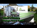 NEW 2017 Aliner Ascape Travel Trailer | Video Tour