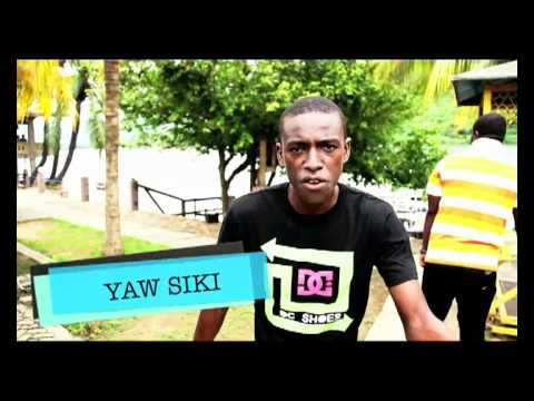 Yaw Siki - Look Sharp ( Freestyle ) video