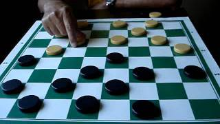 Checkers and Draughts Brilhante Nº 4.MPG