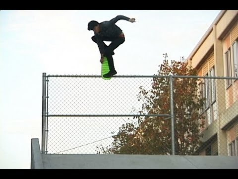 Get Bent intro montage - 1031 Skateboards