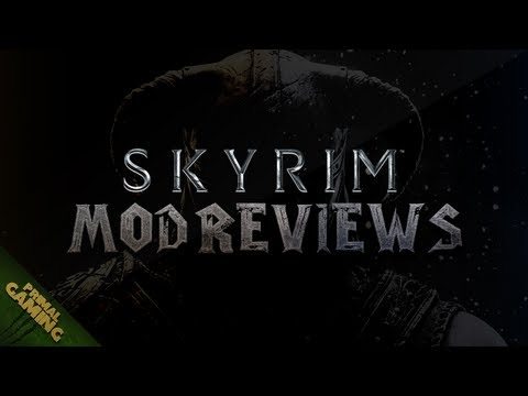 Skyrim Mod Reviews Ep.13- Omegared 99's Armor Compilation and Skyforge Shields