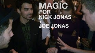 Download Lagu NICK JONAS JEALOUS over CRAZY MAGIC w/Joe Jonas | Collins Key Gratis STAFABAND