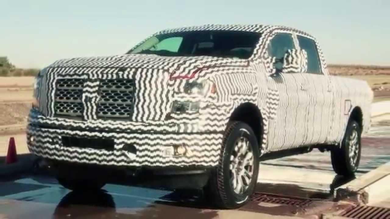 2016 Nissan Titan Truckumentary Part 2 - YouTube