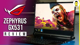 ASUS ROG Zephyrus S GX531 Review: worth the fortune?
