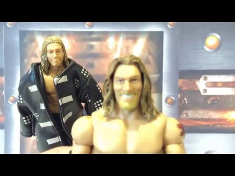 WWE Mattel Rated
