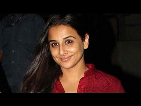 Vidya Balan To Perform A Romantic Role video