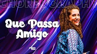 download lagu Que Passa Amigo - Tropkillaz -  Salsation Choreography gratis