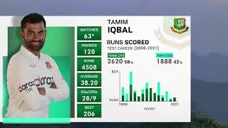 Day 1 Highlights   Sri Lanka v Bangladesh, 1st Test 2021