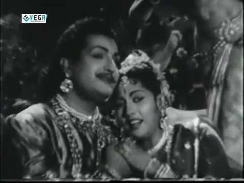 Babruvahana Movie - Ne Sari Manohari Song