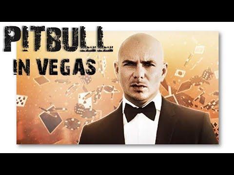 Pitbull In Las Vegas