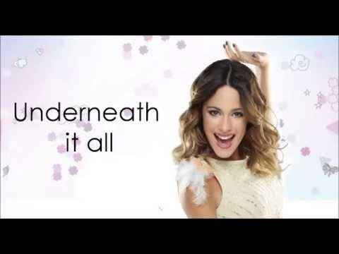 Violetta - Underneath It All