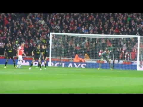 Arsenal v Wigan Athletic - Video Four