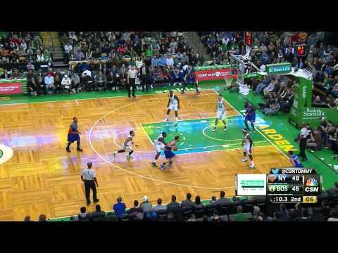 Tim Hardaway Jr. Highlights Knicks vs. Celtics 12.12.2014 - 16 Points, 5 Rebounds