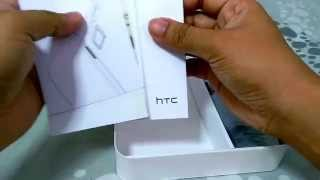 HTC One M9+ Unboxing (Southeast Asia Version) Gunmetal Grey