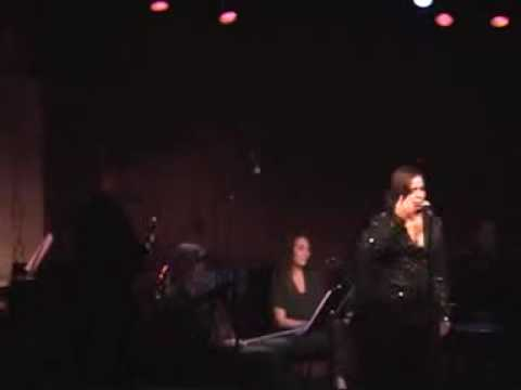 Shayna Steele Sings If I Own Today - Live at Birdland - 12/7/09