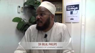 Yayasan Ta'lim: Importance Of Learning Arabic [09-07-14]