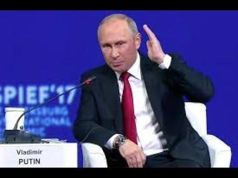 Must Until End Putin Tells Shocking Truth