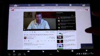 TeamViewer Android App Review & Demo - Access Your PC or Mac Computer w/ Phone or Tablet