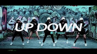 蚊子 WENZI - 上上下下 UP DOWN ( Dance ver. ) 街舞版