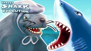 SEAL MAMA BOSS!! || Hungry Shark Evolution - Ep 31 HD