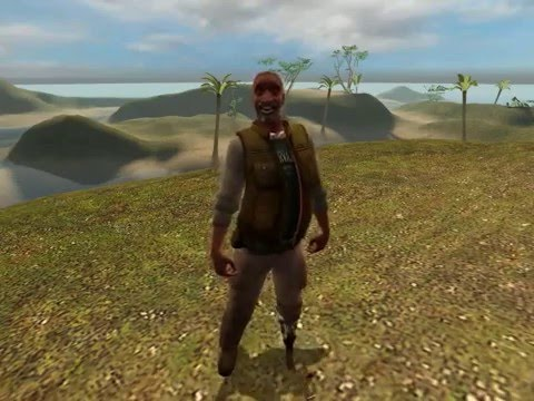 Garrys Mod - Sex On The Beach - Music Video