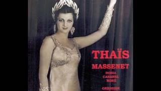Massenet 1944 Thaïs Performed In Paris