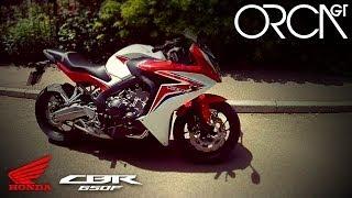 2014 Honda CBR650F Test Ride & Review