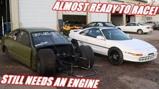 Time To Get The Mr2 and The Bully Ready To Make a Pass!