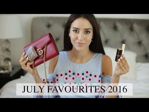 July Favourites 2016   Tamara Kalinic