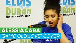 "Download Lagu Alessia Cara - ""Same Old Love"" Selena Gomez Cover/Acoustic 