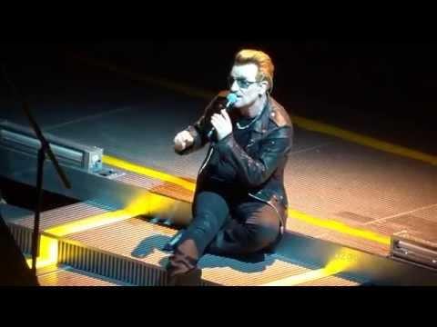 U2 London Cedarwood Road 2015-10-30 - U2gigs.com