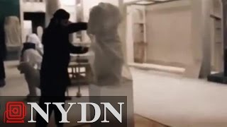 New ISIS Video Shows Militants Smashing Ancient Artifacts