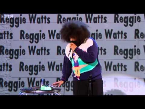 REGGIE WATTS on Russell Howard
