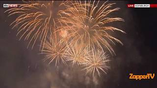 [High Def] The London 2017-18 New Year's Fireworks Celebrations (complete show in full HD)