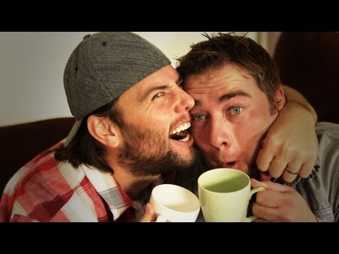 ShayCarl & CaseyLavere Talk About FATHERHOOD!!! Part I: THEMOMSVIEW