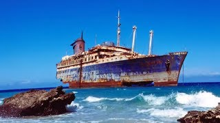 CRAZIEST Abandoned Places Around the World