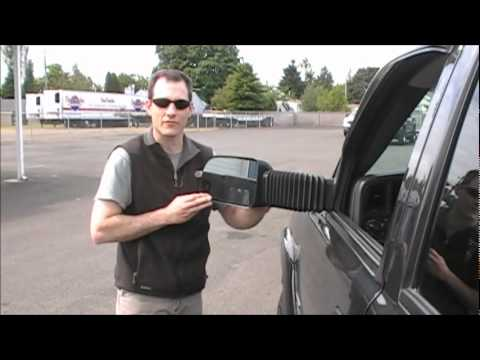 SORC Video Blog: 2003 Chevrolet 2500HD Powervision Towing Mirrors