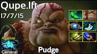 Support Qupe [lft] - Pudge - Dota 2  7.19