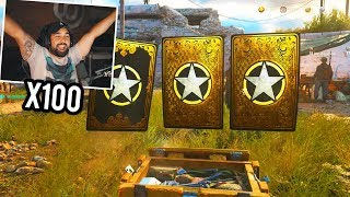 I Cant believe i got this.. (COD WW2 $100 Supply Drop Opening)